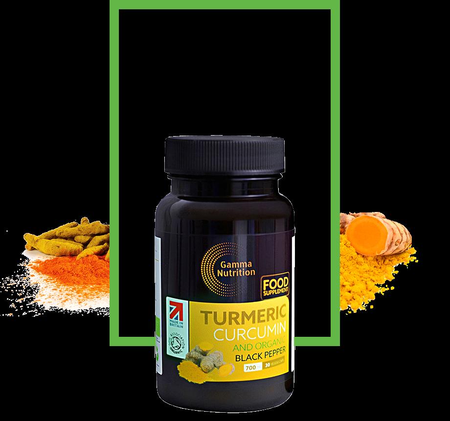 Gamma Turmeric